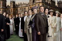 Downton Abbey Costumes / by Amanda Perkins