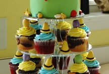 Wyatt Birthday Party Ideas / by Andrea Mize