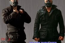 Dark Knight Rises Bane Coats Vests / Bane Leather jackets from The Dark knight rises can make you outshine anybody
