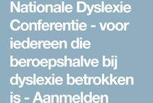 dyslexie conferentie