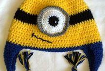 K Crochet Items