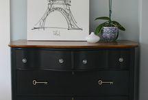 Furniture / by Sherronne Battle