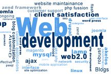 Web Developement / Our ground-breaking web design services at affordable prices help organizations across the globe to build innovative and business oriented websites . Our web design services include everything from standard website design to corporate or e-commerce web design using the most complex custom web page design.