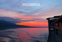 Indonesia Travelling