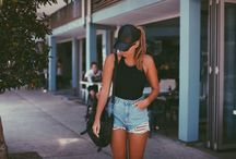 spring, summer outfits / because we all love fashion
