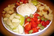 ~Sweet Eats Fruit & Dip~ / by Brenda Matthews