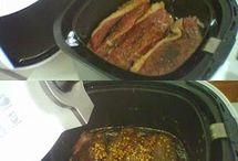 Receitas fritadeira sem óleo