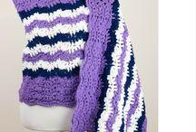 Crochet - Prayer Shawls