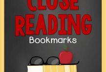 School - Close Reading