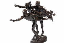 Art skulpturs