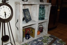 Jamie Rae's Relics on Etsy.com / Handcrafted home decor, novelty items and custom orders  / by Jamie Leduc