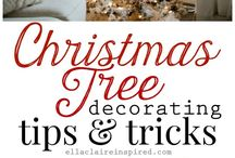 christmas trees decor