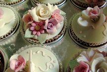 Mini torták, muffinok