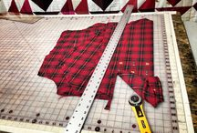 Quilt's and men,s shirts