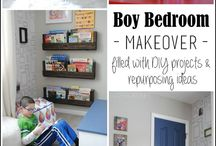 Boys Bed Room