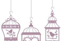 Doodle - Birdcages