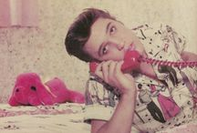 Elvis at the phone