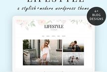 Beautiful Wordpress Themes / Here you will find best beautiful wordpress themes for your blog. Follow the board for latest updates