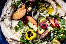 Middle Eastern Food Recipes / Israel, Lebanon, Syria, Turkey, Egypt, arab and middle eastern food recipes. mediterranean food recipes. kabobs, shawarma, falafel, pita, laffa, hummus, tahini, authentic middle eastern food