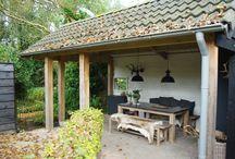 Wooninspiratie tuin / Ideeën voor ons nieuwe huis