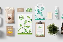 "NOURISH BRANDING / ""Nourish"" is a drugstore with completely new format, where one can buy either medicine or organic food and body care.  Branding created by MAROG Creative Agency http://marogmarketing.com/en/work/nourish-branding  #branding #healthcare #identity #companyidentity"