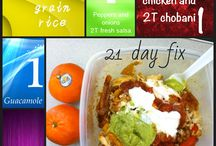 21 day fix / by Kay Galvin