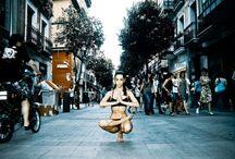 Yoga is everywhere / by Coostom Yoga