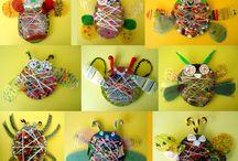 Art Lesson Ideas - 3D / by Terry Abraham