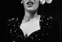 Billie Holiday / Actress, singer / by Classic Movie Hub