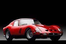 Ferrari GTClassic Car / Ferrari d'altri tempi, Historic Ferrari Sport cars