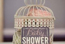 Baby shower / by Courtney Biggs