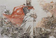 chińskie malarstwo