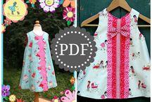 Vestidos y ropa para niñas