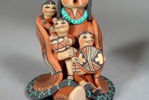 Storytellers of the Pueblos