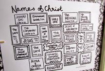 Bible Lesson Activities
