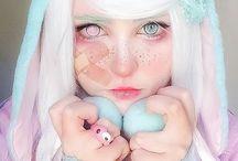 ⋆。˚✩ girl inspiration: yuuko desukan ⋆。˚✩