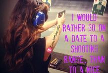 Girls that like Guns