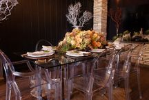 Holiday Dining Rooms / For the big day, make sure your dining room is prepped and ready for even the most stylish Thanksgiving guests.