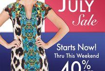 Eva Varro 4th of July Sale! / Eva Varro 4th of July Sale!
