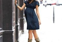 Maternity meet fashion
