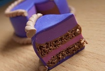 Polymer clay tutorials: sweets / by S M