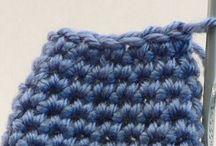Crochet Stitches & Tricks