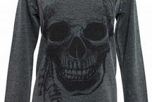 Skull clothing..❤️