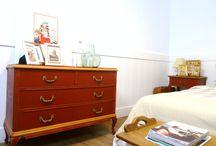 Espacio Rojo Mediterraneament / Estas son algunas de las piezas que hemos restaurado. Anímate y llévate una a tu hogar, regala o simplemente date un capricho , dale un aire mediterráneo a la decoración de tu casa.