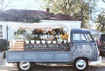 flower trucks