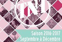 Plaquettes saison 2016-2017