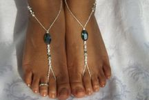 Foot Jewelry Láb ékszer