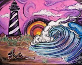 Outer Banks Knick-Knacks / Magnets, Bags, Mugs, Jewelry and all of the OBX swag that you can handle / by The Outer Banks