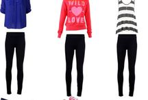 Kiersten/Dani School Clothes