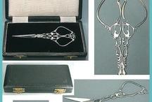 Thimbles and scissors